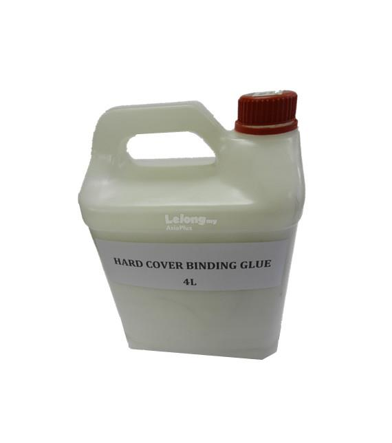 HARD COVER BINDING GLUE - 4L