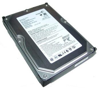 Hard Disk 3.5 120GB Sata Port PC Desktop Computer HDD Used
