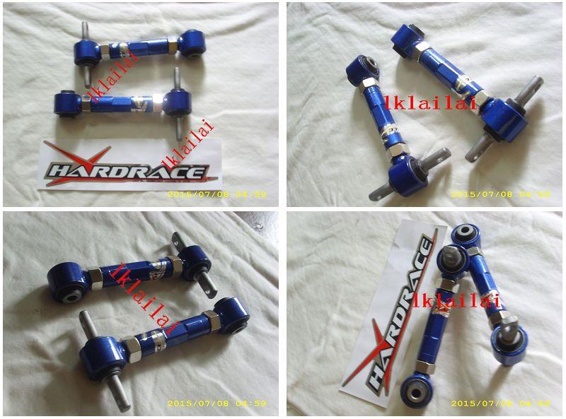 Hardrace Rear Camber Kit For Honda EP3/DC5/ES/EG/EK/DC2