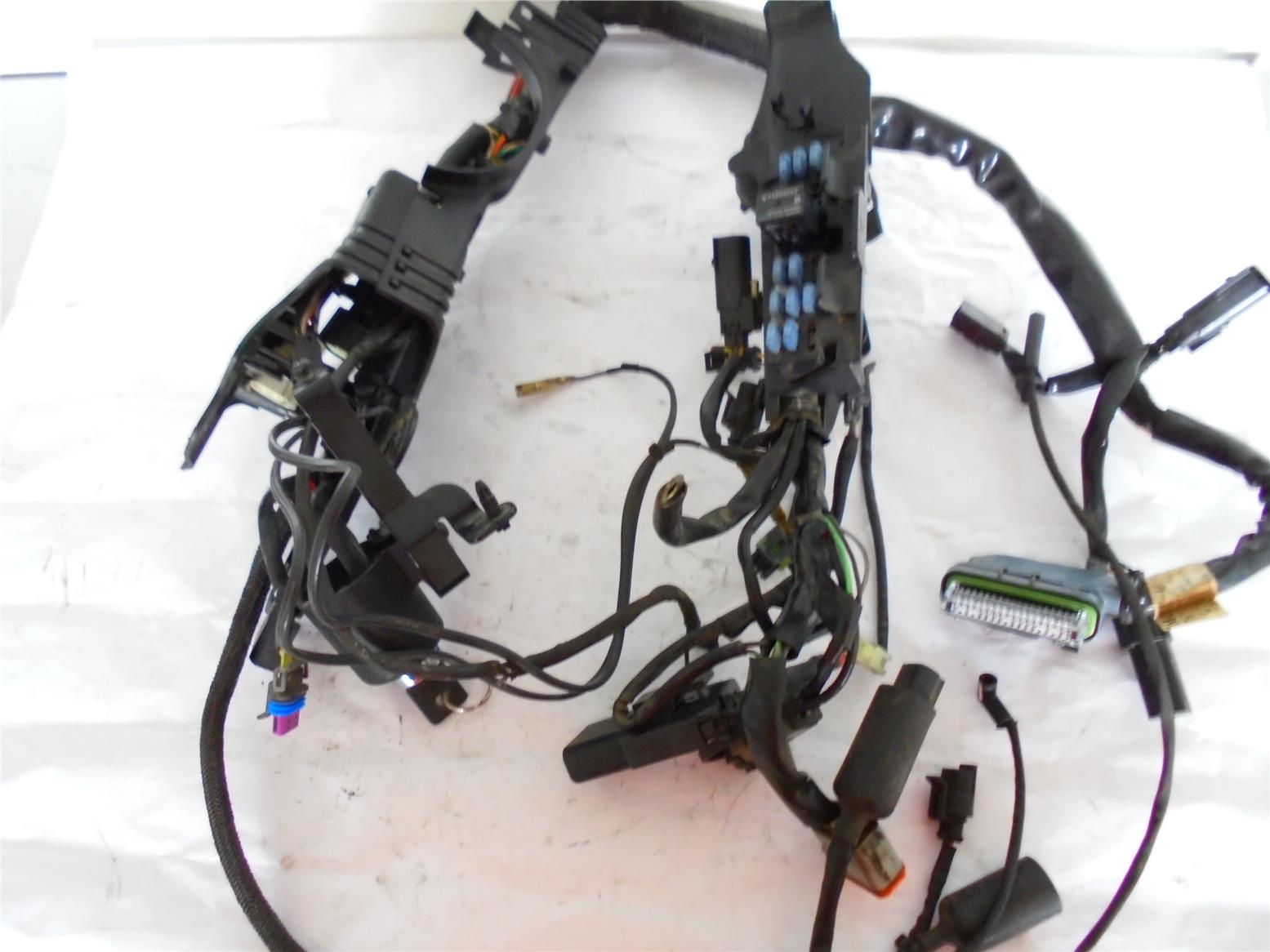Wiring Harness For Harley Davidson - Wiring Diagram & Cable ... on