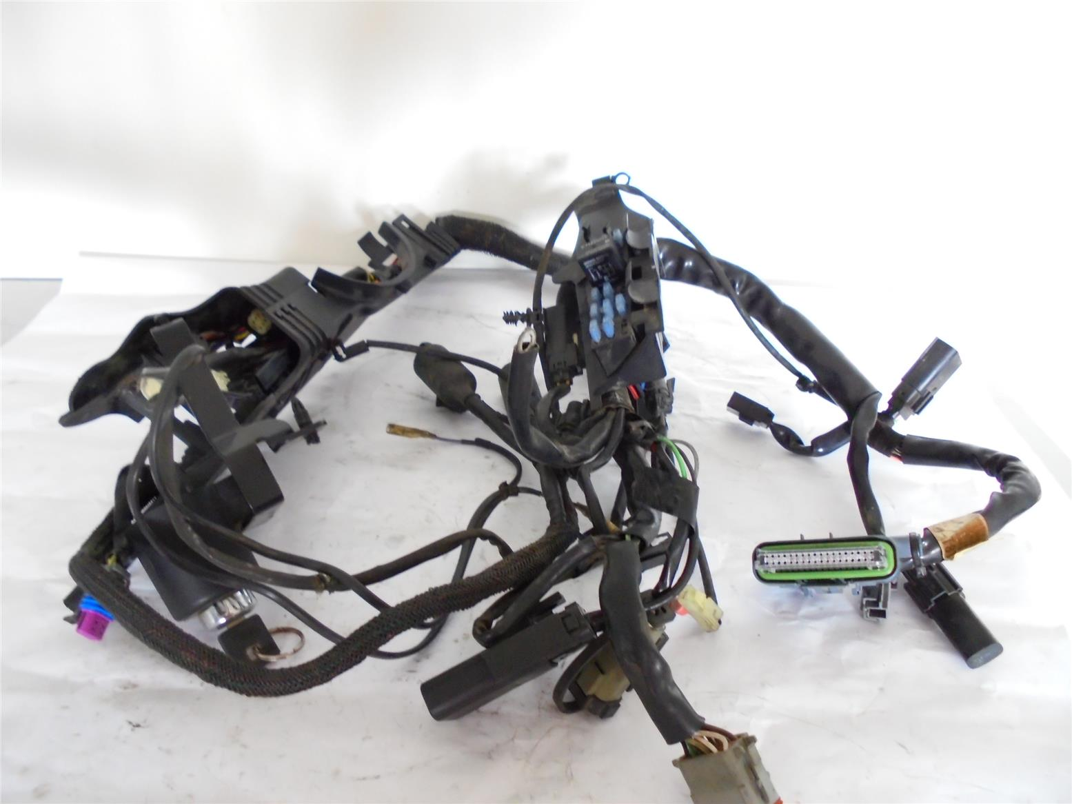 HARLEY DAVIDSON SPORTSTER WIRING HARNESS on