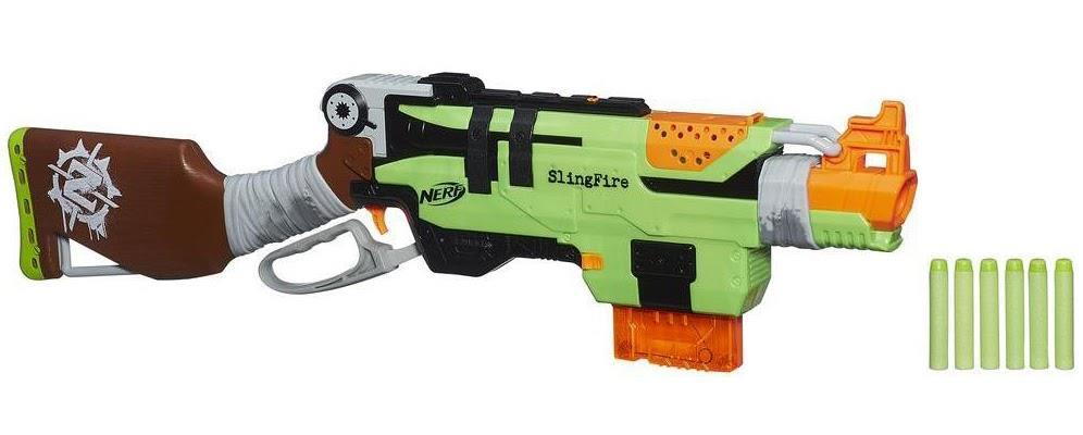 Hasbro Nerf Zombie Strike Slingfire (end 3/25/2020 12:36 AM)