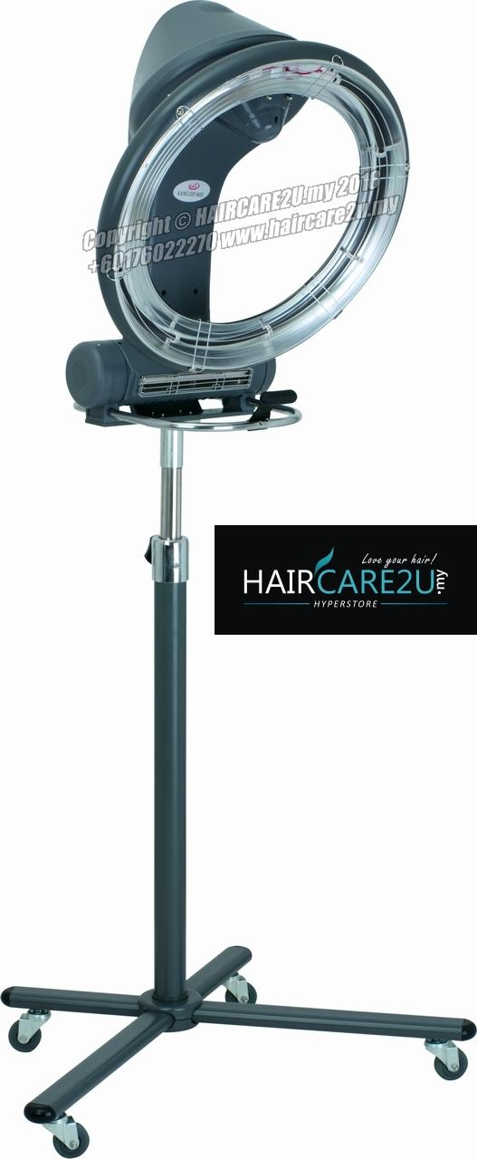 HC2238FL Salon Orbiting Infrared Hair Color Processor Dryer RollerBall