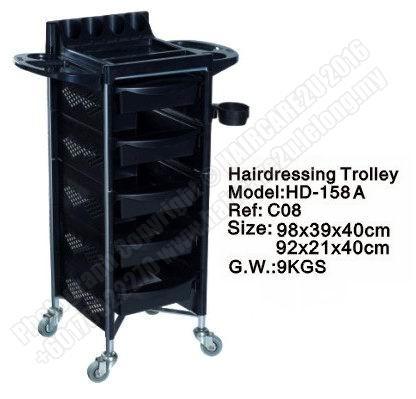 HD-158A Hairdressing Salon Trolley