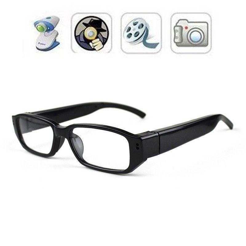 6200eaf14c HD 720P glasses Spy Camera Eyewear D (end 9 14 2019 6 15 PM)