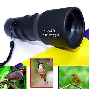 HD HIGH POWER MONOCULAR TELESCOPE FREE DELIVERY