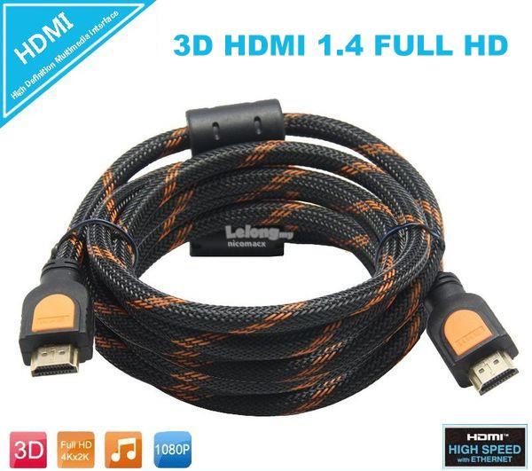 HDMI Cable 15 Meter Ver 1.4 Full-HD 3D Support