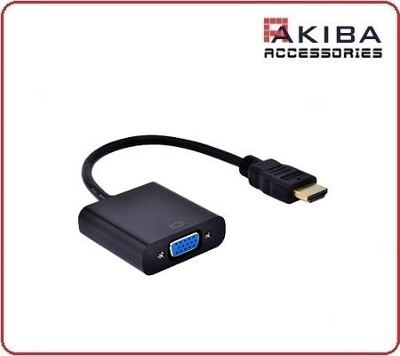 HDMI In to VGA Out Adapter Cable