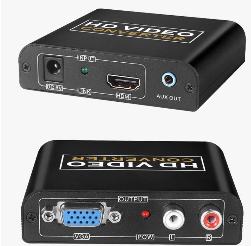 HDMI to VGA convertor