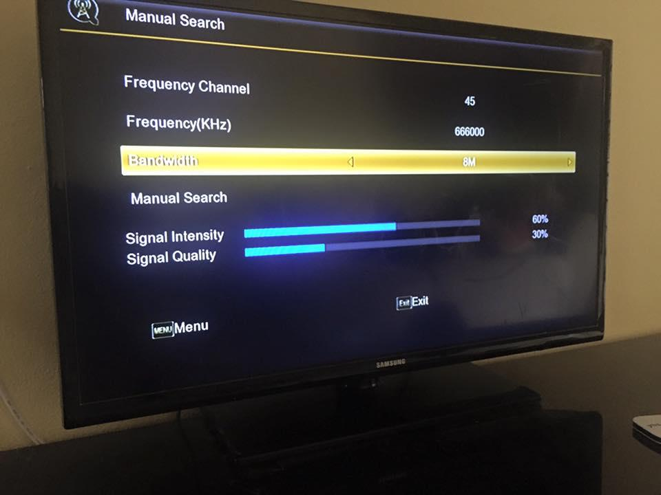 Hdtv Digital tv channels & accessories user guidelines & manual