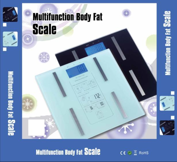 Health InnerScan Electronic Body Fat scale + Warranty+ Free Shipping