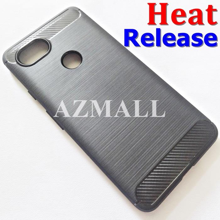 wholesale dealer b973f 761a0 (Heat Release) Rugged Gaming Slim TPU Case Cover Google Pixel 2 XL