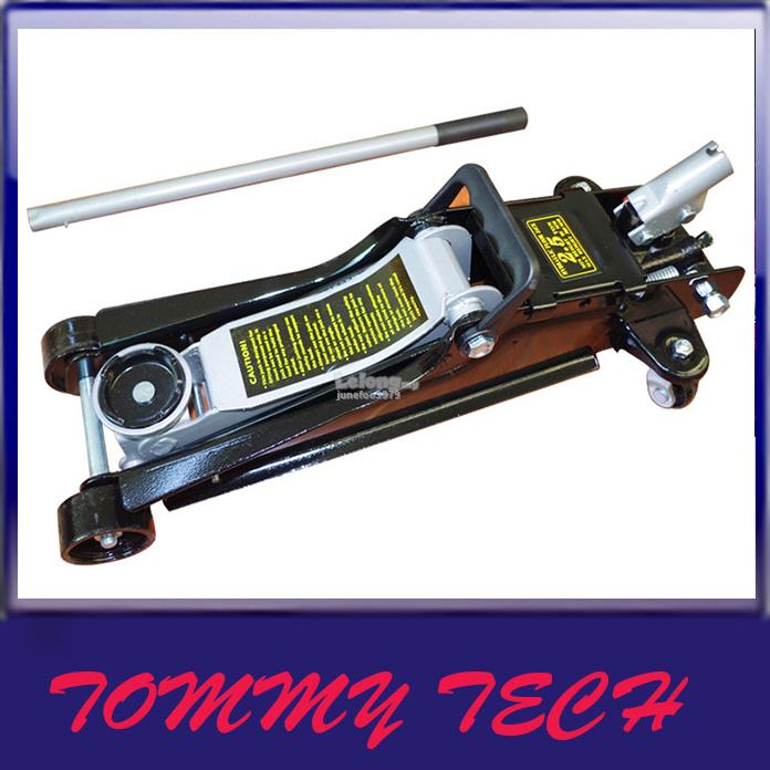 HEAVY DUTY 2.5 tons SUPER LOW horizontal jack for lower sport car