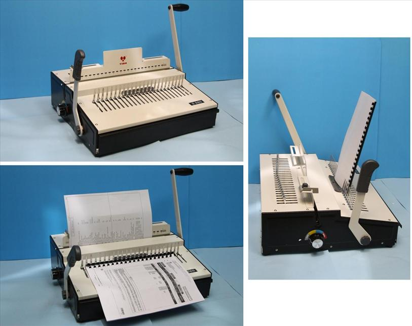 Heavy Duty Comb Binding Machine
