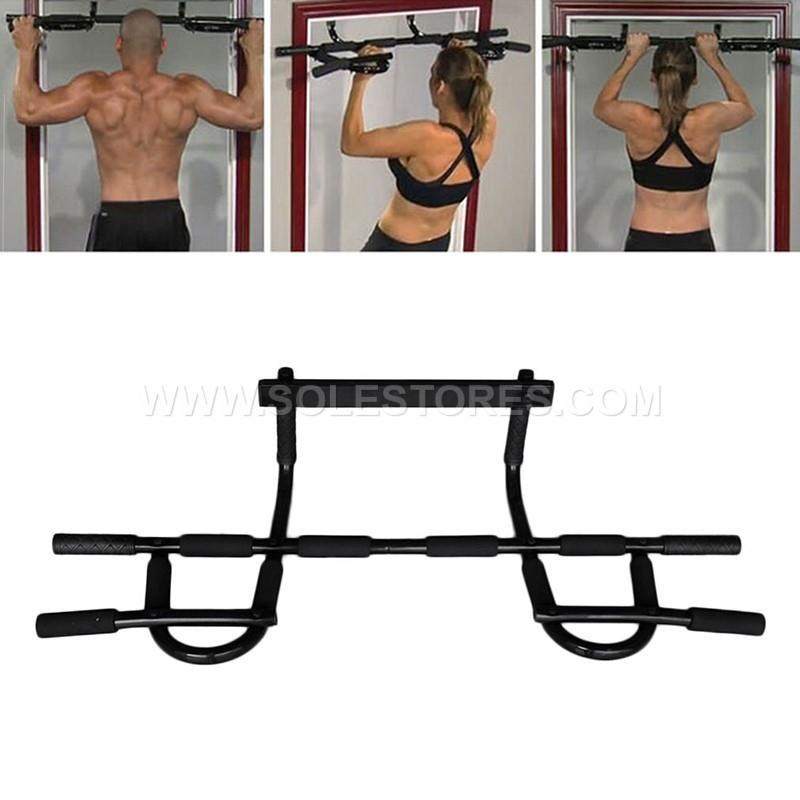 Chin Up Bar Crivit: Heavy Duty Gym Doorway Chin Up Bar P (end 4/10/2020 4:15 PM