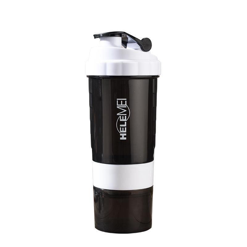 Protein Shaker Dw Sports: HeleMEI 500ml Smart Shake Gym Protei (end 7/26/2019 1:15 PM