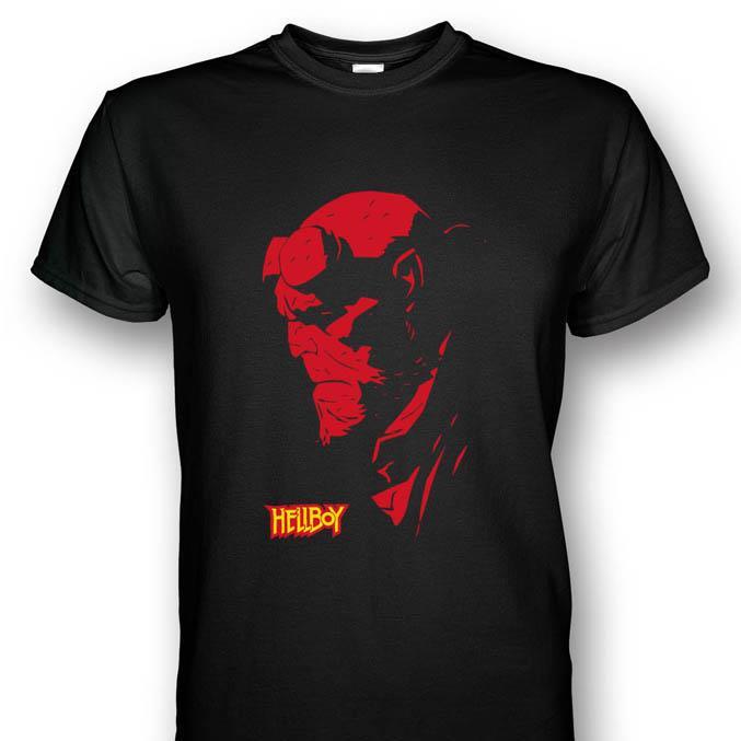 hellboy face t shirt end 10 1 2018 12 00 am rh lelong com my Hades Logo Nakatomi Logo