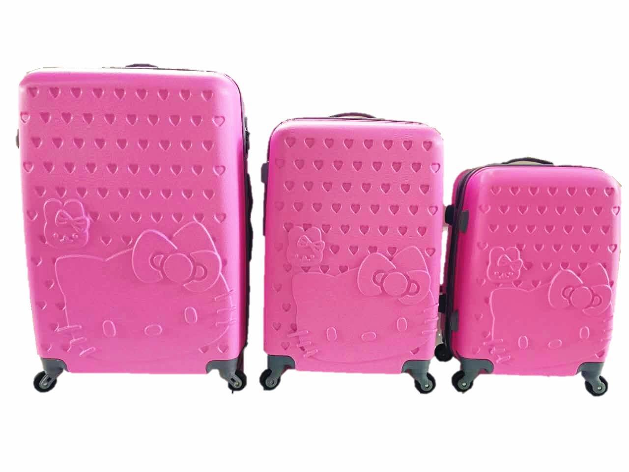 f663aa680b Hello Cute Kitty ABS Hard Case Lugga (end 5 10 2019 4 07 PM)
