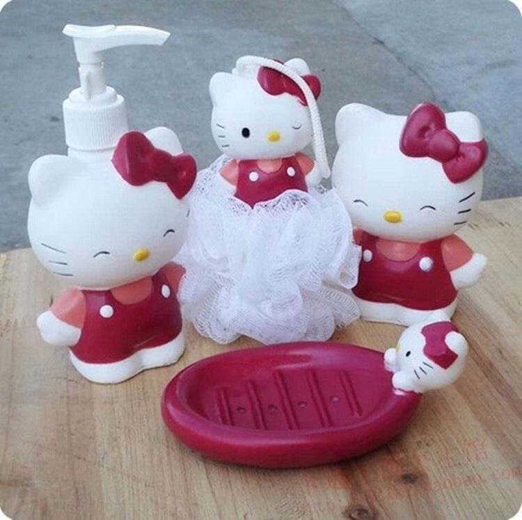 Hello Kitty Bathroom Set 4 in 1 end 512016 1115 PM