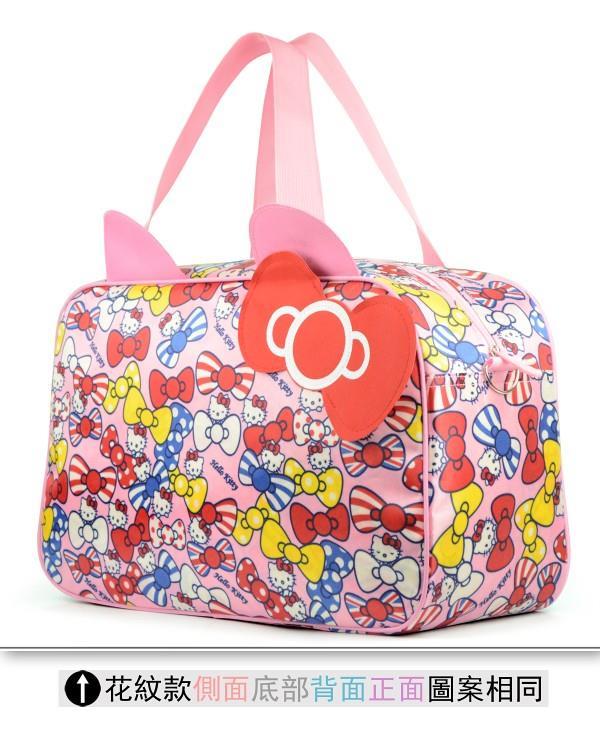 7704fae3b0 Hello Kitty Big Ribbon Duffel Bag (R (end 1 18 2018 1 15 PM)