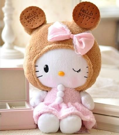 Hello Kitty Biscuit Big Plush Doll 48/70/100cm