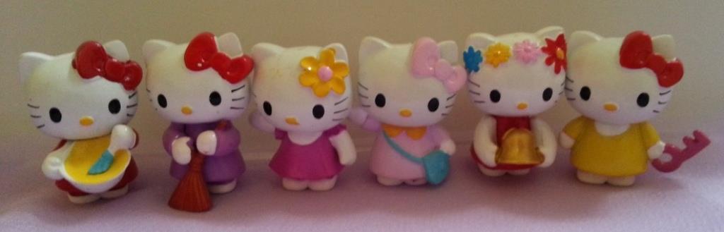 Hello Kitty Toys For Cakes : Hello kitty cake topper decoration end pm