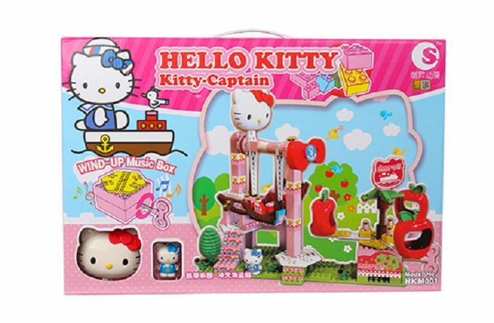 Hello kitty captain lego with wind end 12 22 2018 12 50 pm - Lego hello kitty maison ...