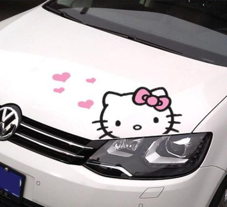 6ac139ca3 Hello Kitty Car Stickers (end 4/7/2020 5:15 PM)