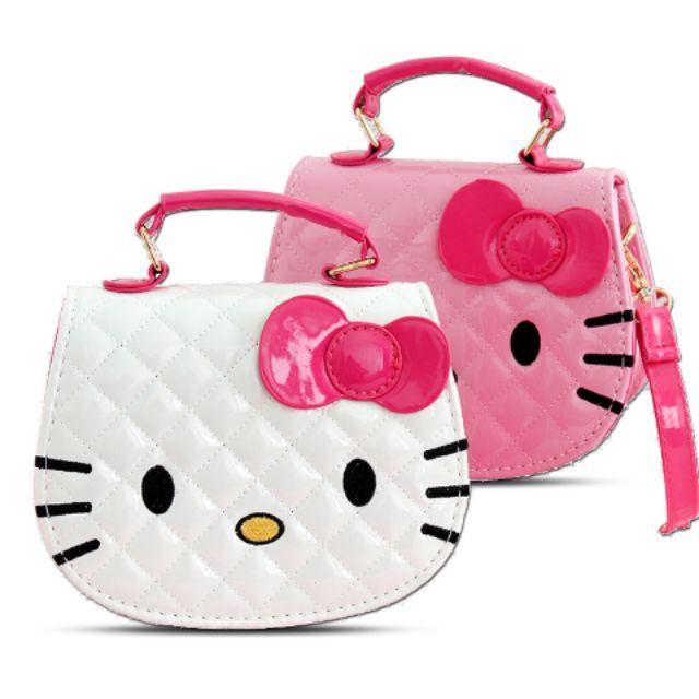 Hello Kitty Cartoon Shoulder Handbag (end 7 2 2021 12 00 AM) 2a0f0df37471e