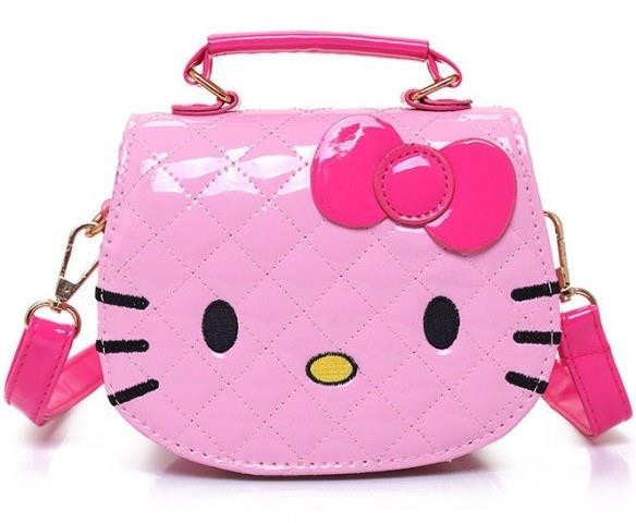 91435bbdc8ff Hello Kitty Cute Small Kids Children Girl Purse Candy Bag Mini Handbag. ‹ ›