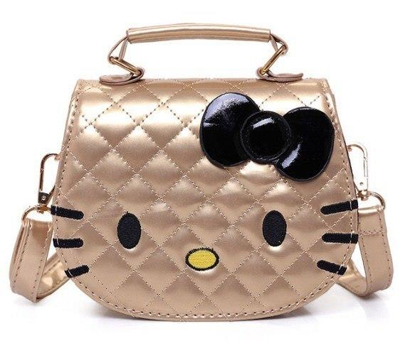 Hello Kitty Cute Small Kids Children Girl Purse Candy Bag Mini Handbag