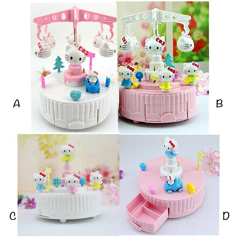 Hello Kitty Decoration Spinning Mus End 11 15 2020 6 57 Pm