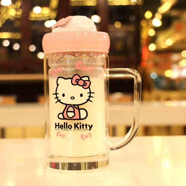 Hello Kitty Extra Thick Glass
