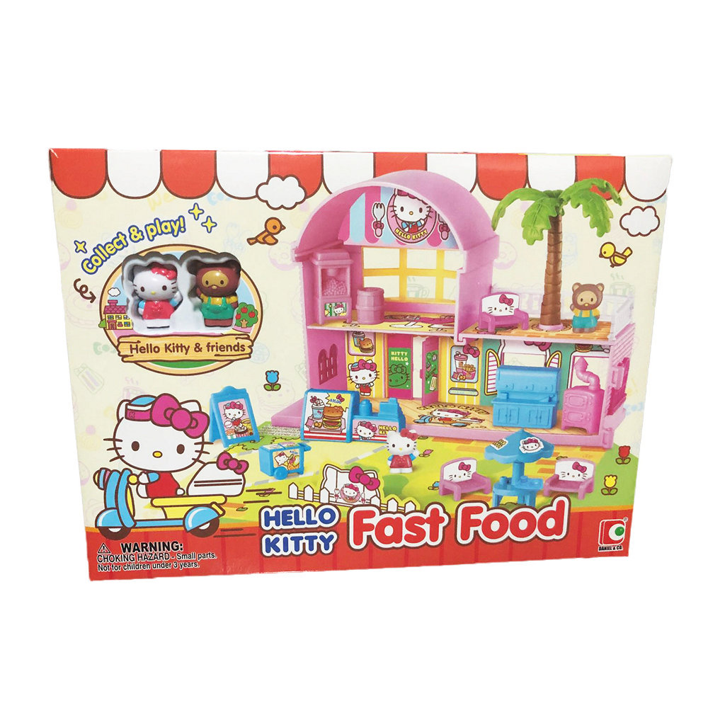 HELLO KITTY Fast Food
