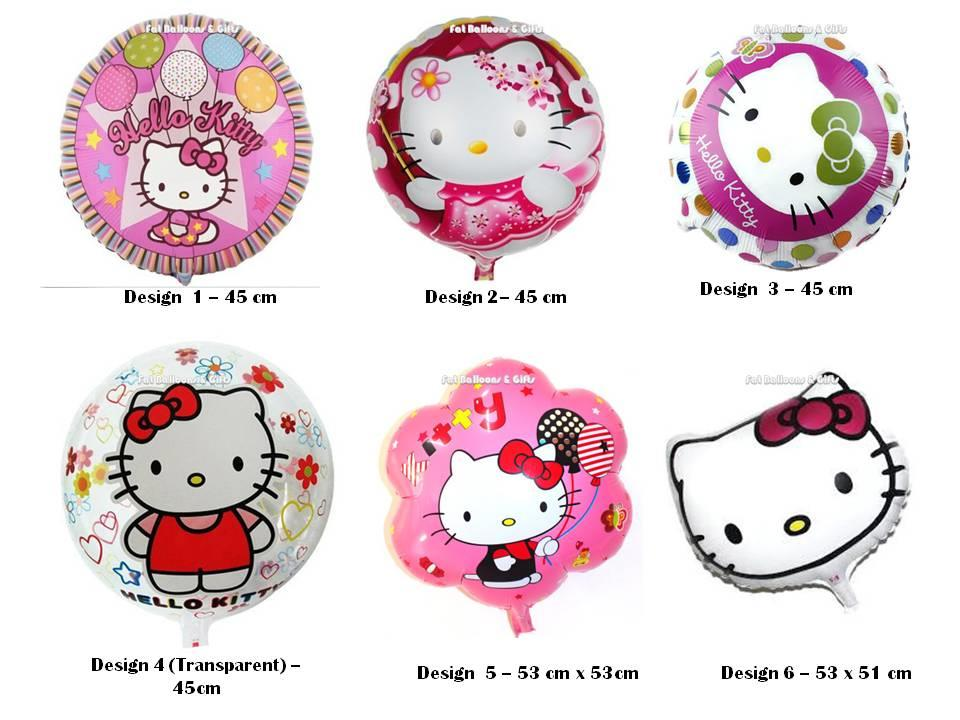 Hello Kitty Foil Balloon Happy Birt End 8 19 2018 1032 PM