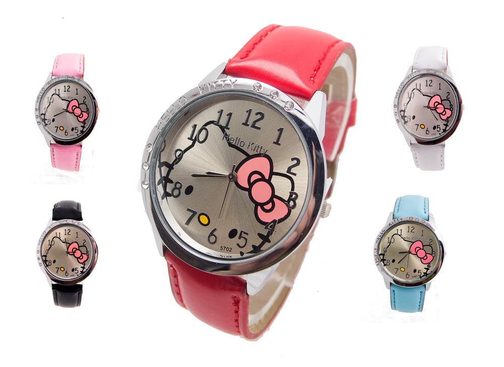 Hello Kitty Girl\'s First Watch (Des (end 3/24/2019 12:15 AM)