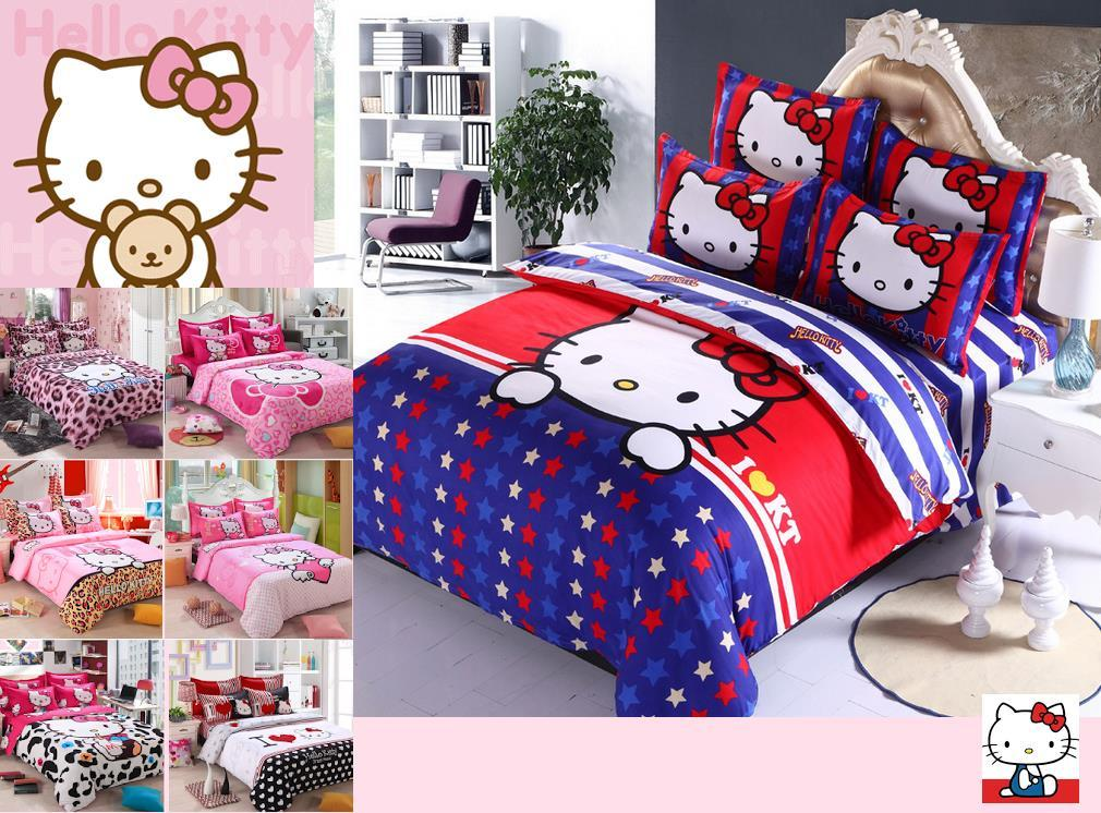Hello Kitty Bed Sheet For Sale