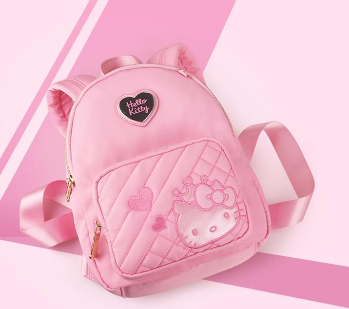 77e0ca1238 Hello Kitty Kid Girls School Bag Backpack Shopping Bag Small Medium