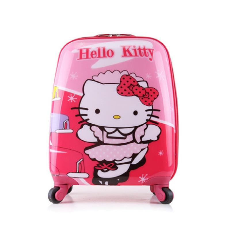 Hello Kitty Kid Luggage Travel Bag 16 (end 7/2/2018 2:21 PM)