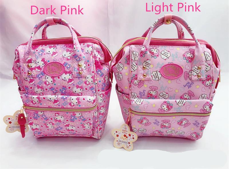 Hello Kitty Kids Anello Design Shopping Backpack School Bag FA9631 5588636844b03