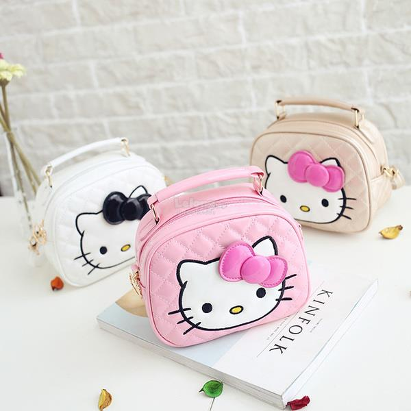 entire collection world-wide selection of attractive & durable Hello Kitty Kids Fashion Sling Bag