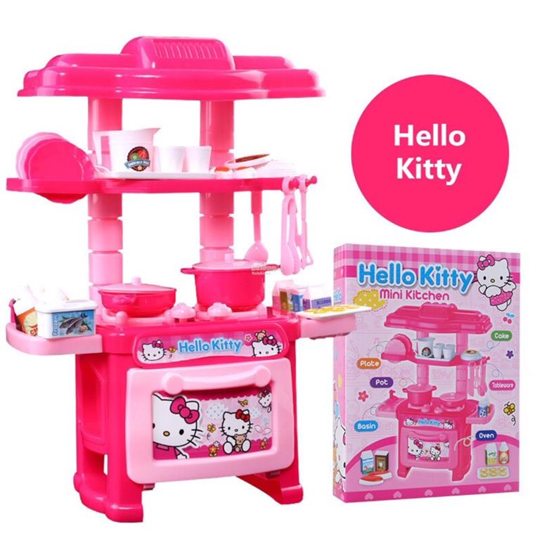 Hello Kitty Mini Kitchen Cooking Pre End 6 27 2019 1 15 Pm