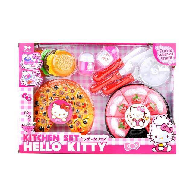 Hello Kitty Pizza Cake Kitchen Set End 1 5 2020 9 34 Pm