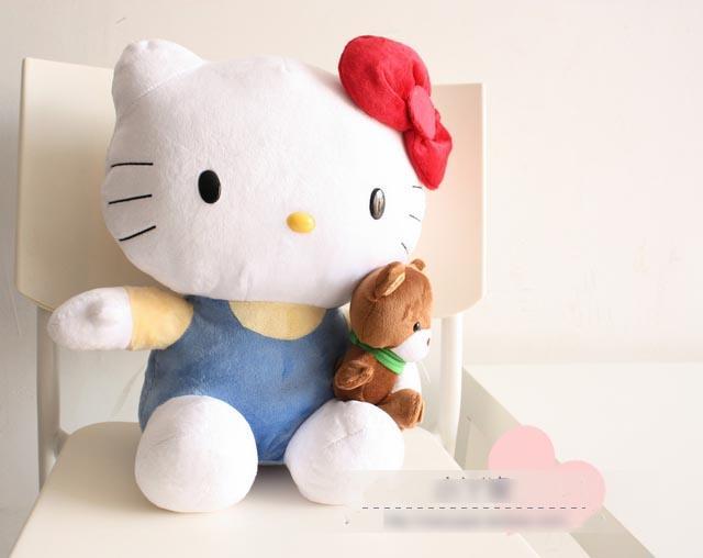 Hello Kitty Plush Toys : Hello kitty plush house of kitty