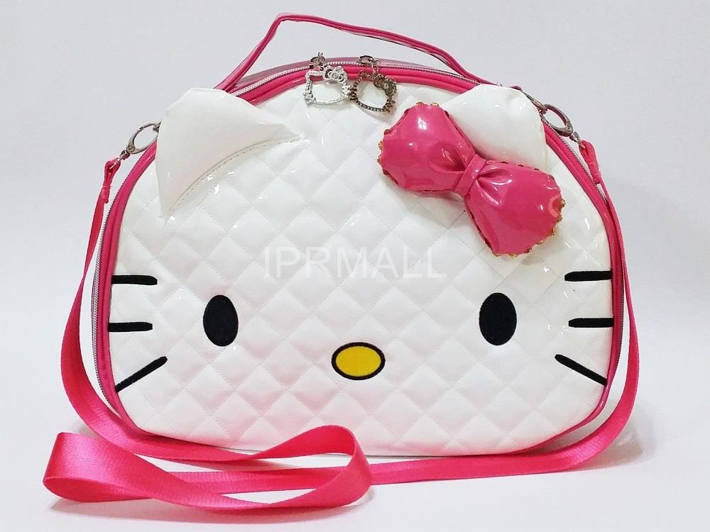 183c4added Hello Kitty Quilt Handle Shoulder Sl (end 9 29 2018 1 15 PM)