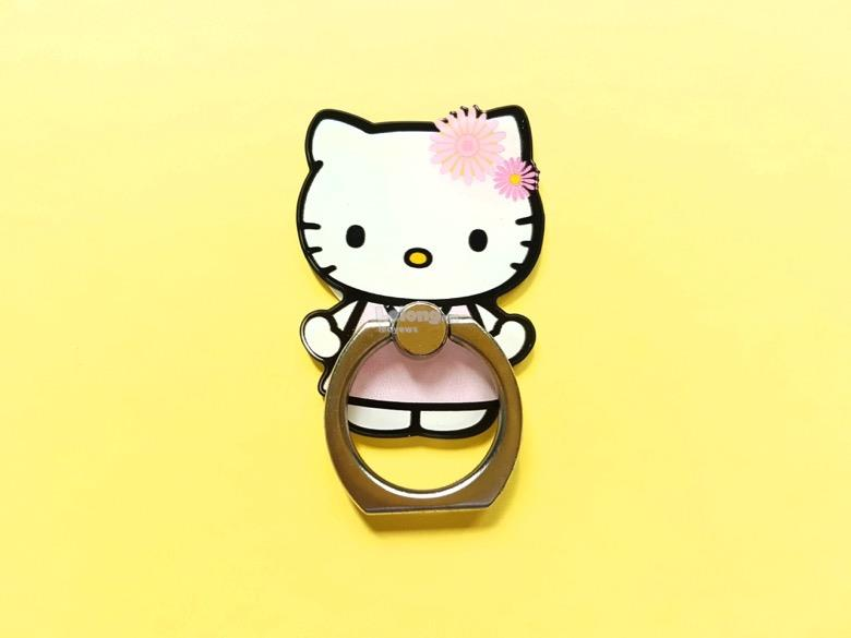 Hello Kitty Ring Phone Holder