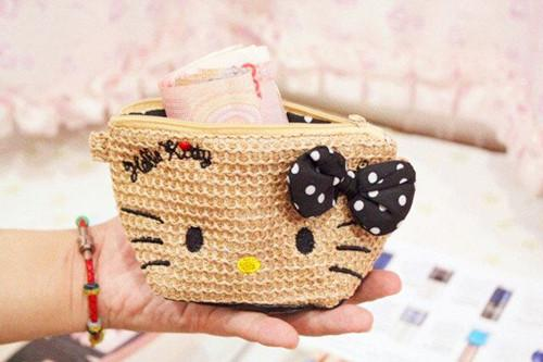 Hello Kitty Straw Bag 2015 Coin P End 3252020 1034 Pm