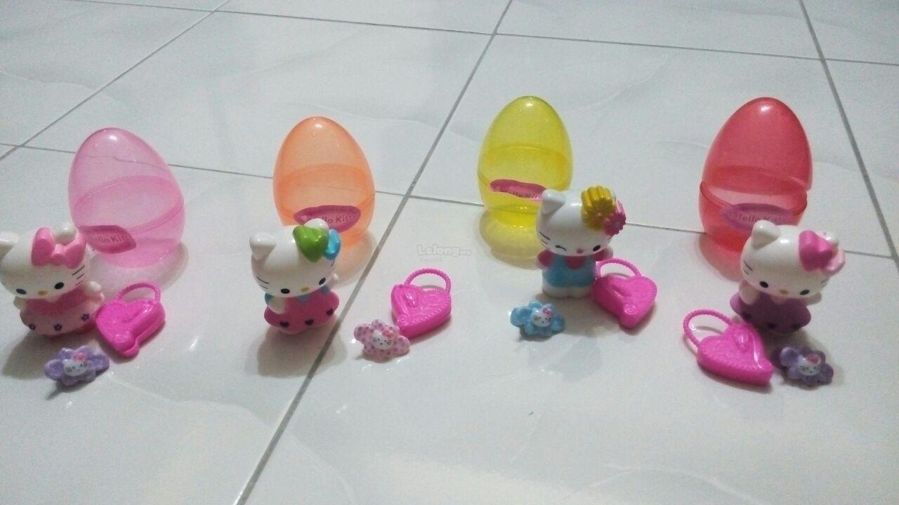 Hello Kitty Surprise Eggs Set 4 In End 9 17 2018 131 Pm 1