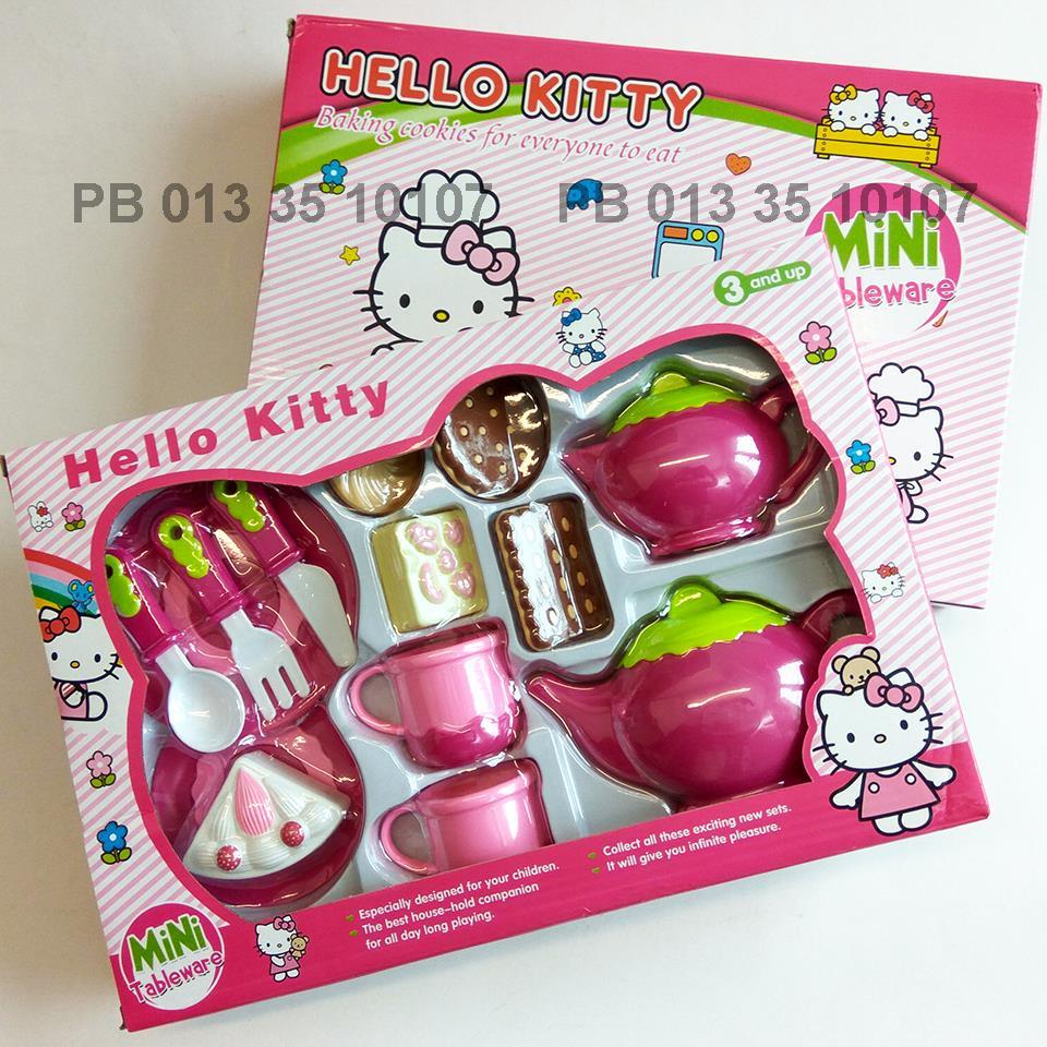 Hello kitty tea party set toy end 1 5 2018 12 15 pm - Petite maison hello kitty ...