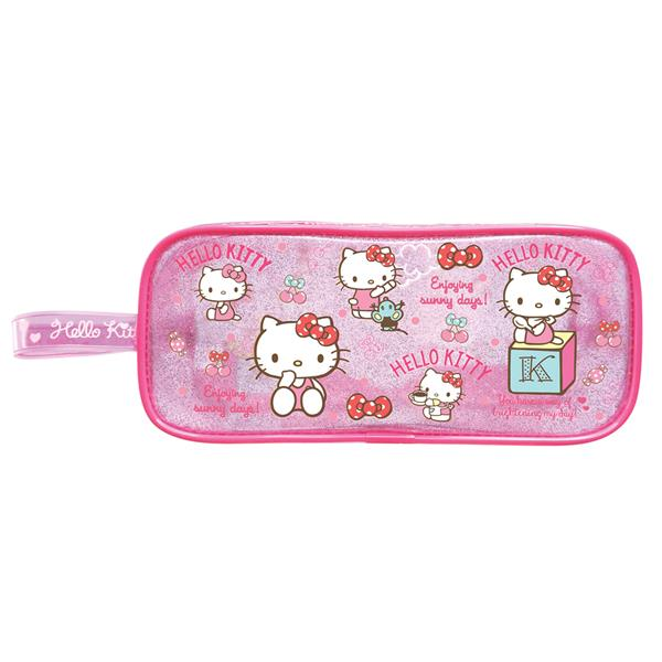 HELLO KITTY TRANSPARENT SQUARE PENC (end 12 4 2019 11 15 PM) d9baa2bbc67aa